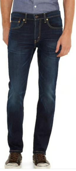 ab9956a4016 Levi's Jeans | Levis 511 Slim Fit Dark Wash Jean 31x32 | Poshmark